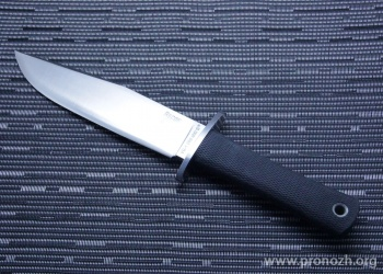 Фиксированный нож COLD STEEl,  Recon Scout, Satin Finish, Kraton Handle