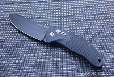"Складной нож Hogue EX-04 4"" Upswept, Black Blade, Black G-Mascus Handle"