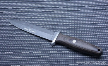 Фиксированный нож Boker Applegate-Fairbairn Combat II Fighting, Damascus Blade