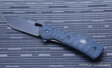Складной нож Buck Vantage Force Pro Blue / Black G-10