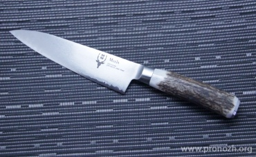 Кухонный нож Muela Gourmet Gyuto CHEF-21DAM, Stag Handle