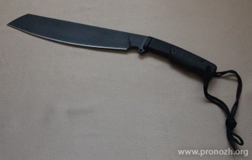 Мачете EXTREMA RATIO Kreios, Black Blade
